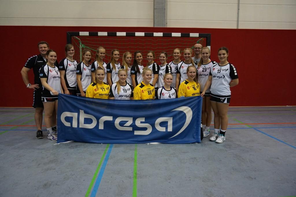 JSG Boudenheim Handball Mannschafts-Foto
